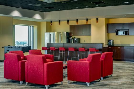 Collaborative Lounge