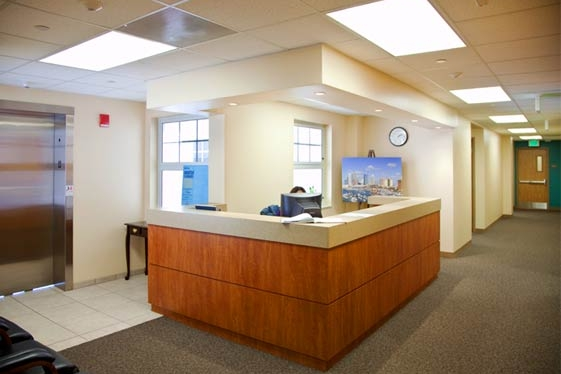 Administration Reception