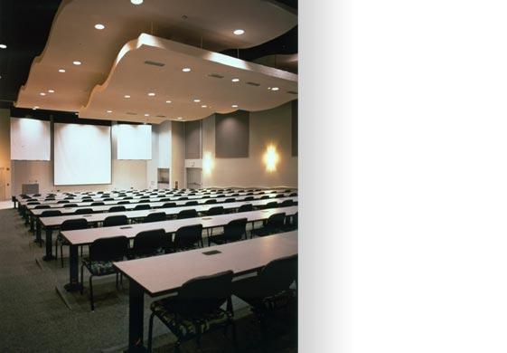 Auditorium Seating / Stage