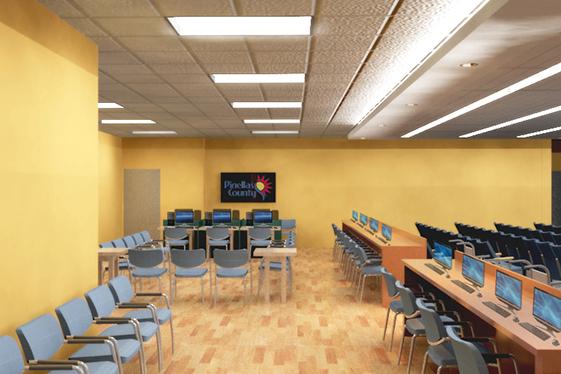 Jury Assembly Business Center
