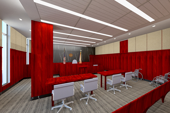 Court Room 208
