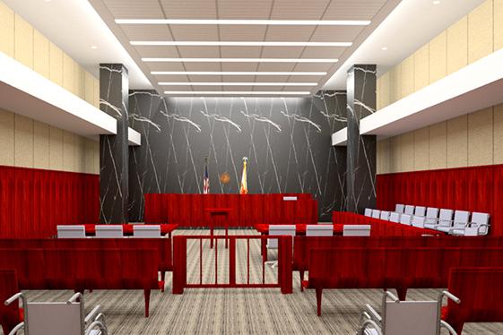 Court Room 413